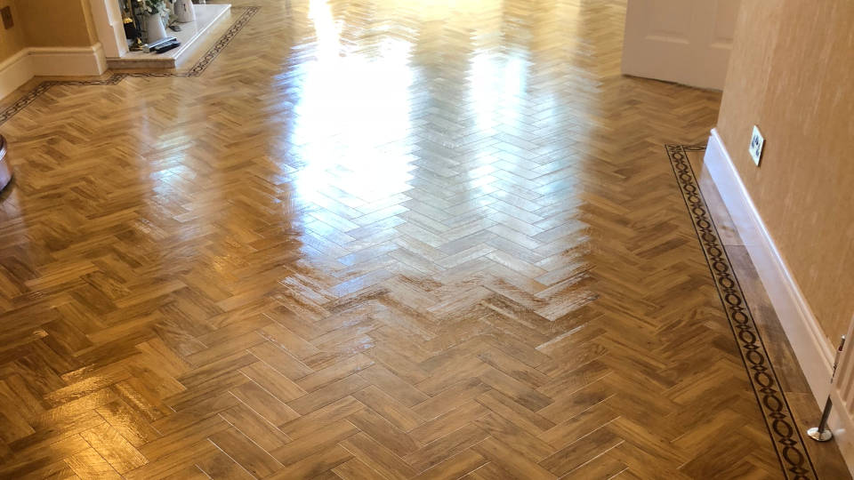 Hard Flooring Maintenance: essex, london